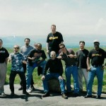 An early Colorado tour with Liquid Soul, 1997-ish.