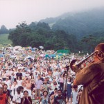 Newport Jazz Festival in Madarao, Japan, with Liquid Soul.